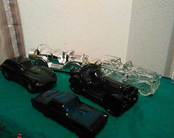 Avon 5 Collectable Cars