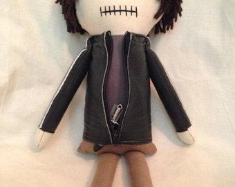Gareth - Inspired by TWD - Creepy n Cute Zombie Doll (P)