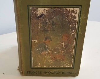 The Secret Garden- Frances Hodgson Burnett - 1911