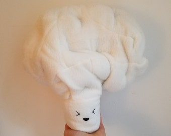 Cauliflower Plush Toy
