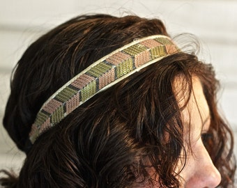 SALE! Glitzy Chevron Headband