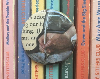 the scribe button