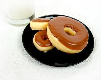 Big Chocolate Donut - Goat's Milk Soap Bar