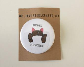 Princesse rebelle 2» Pin