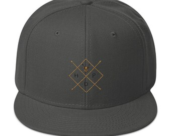 Hype Powers Dope Snapback Hat