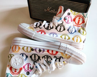 "Converse All Star Chuck Taylor Special Edition ""classic logo"" by indiebar.it"