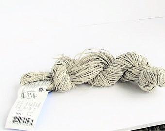 Captiva 5503, berroco yarn, cotton, green, olive, C, destash new
