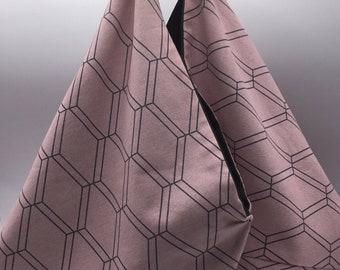 So origami REVERSIBLE bag