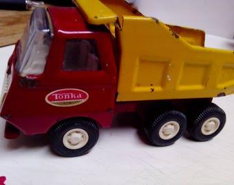Tonka 76 Mini Dump Truck.