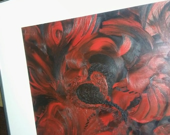 Abstract Lo Studio- Abstract paintings, wall art decor, wall art, abstract wall art, paintings