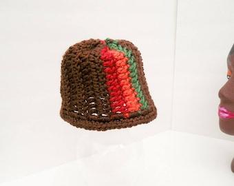 Color Splash Beanie, Warm Fall Infant Hat