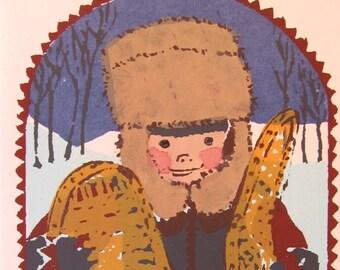 King of the North  by Barbara Fernekes Hughes
