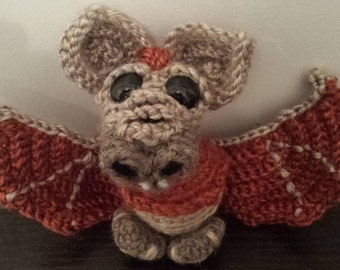 Bat Crochet Pattern