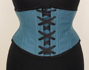 Waist cincher, small underbust corset