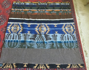 Up-Cycled Pendleton Wool Blankets