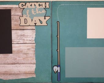 Catch of the Day Layout