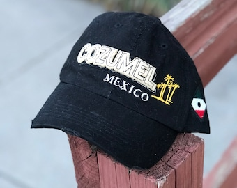 Cozumel Mexico Hat