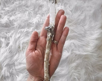 Afterlife Wand Magikcal Goddess nature wiccian pagan wizard faerie fairy