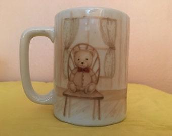 Otagiri Gordon Fraser Teddy Bear Family Mug