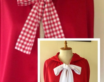 Little Red Riding Hood Adult Cape