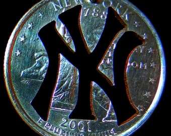 Reserved listing (NY Yankees on 2018 quarter)