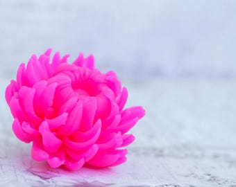 SOAP HANDMADE CHRYSANTHEMUM