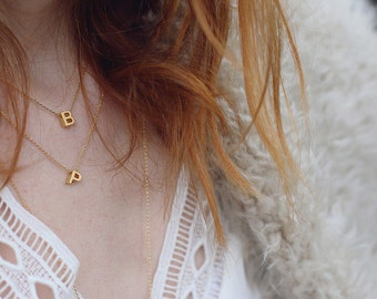 Necklace with your Initials