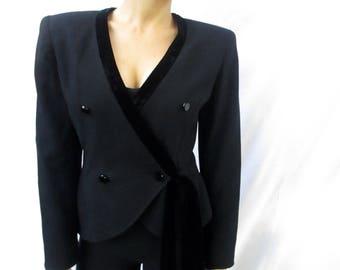Vintage VALENTINO woman 1980s blazer