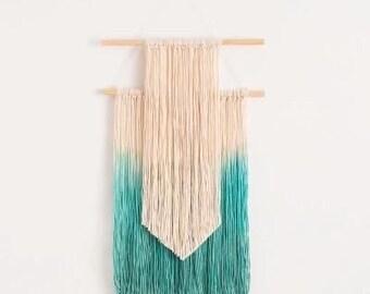 Custom Color Dip Dyed Garland
