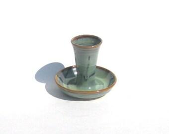 Ikebana Bud Vase - Ponderosa Glaze