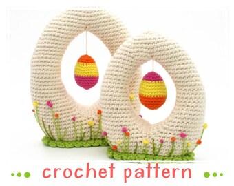 Hello Spring - Crochet Pattern