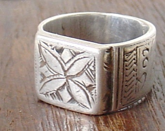 old tribal ring from Morocco