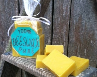 100% Pure, all natural, Beeswax 1 lb
