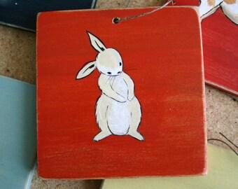 Jinks the rabbit