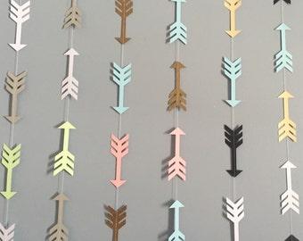 Custom Arrow Garland, You Pick The Colors!