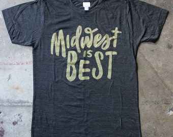 Midwest is Best Tee Shirt