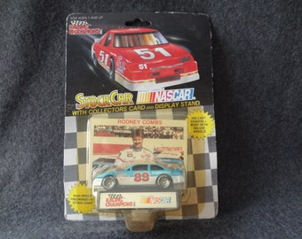 Rodney Combs die cast 1/64 stock car
