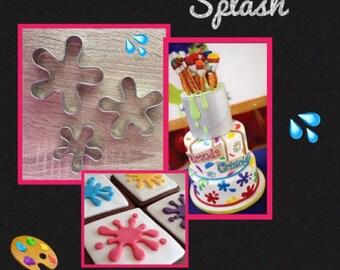 M Splash Cutter Set