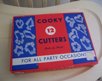 cooky cookie cutters