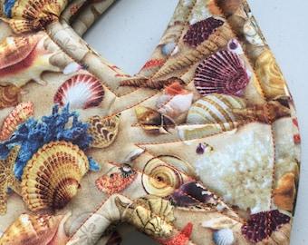 Fish Placemats (set of 4) Seashell fabric