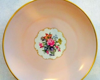 Mother's Day PLATE vintage German