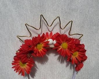 SALE* Lisa Simpson Inspired Headband