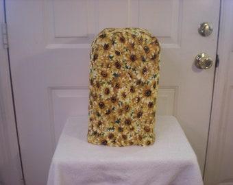 Blender Cover - Yellow Sunflower