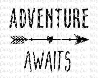 Adventure awaits svg - Classroom svg - Teacher svg - Reading corner svg -