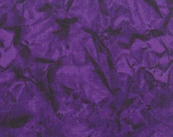 Amethyst crystal fabric