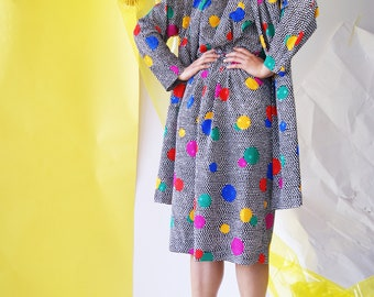 1980's Whimsial Two-Piece Set  Free Shipping