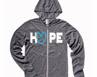 Hope women's hoodie