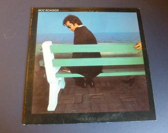 Boz Scaggs Silk Degrees Vinyl Record LP JC 33920 Columbia Records 1976