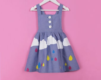 Girls Rainy Day Dress