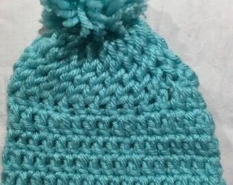 Tale baby Crochet  hat